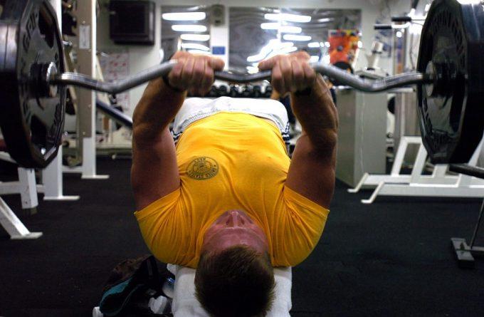 胸板 トレーニング