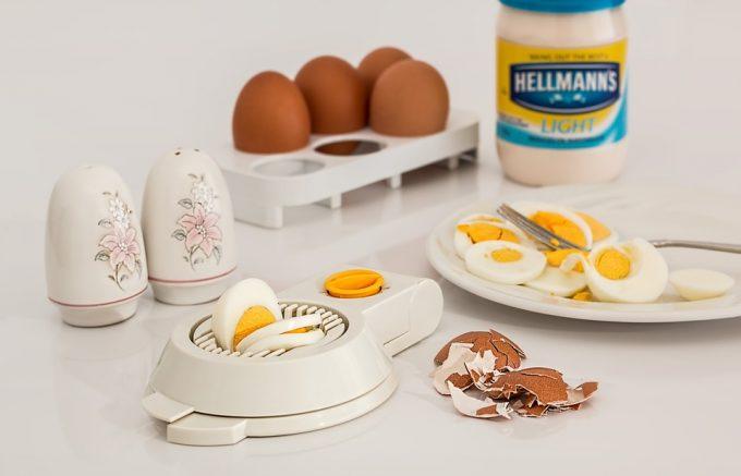 卵 たんぱく質