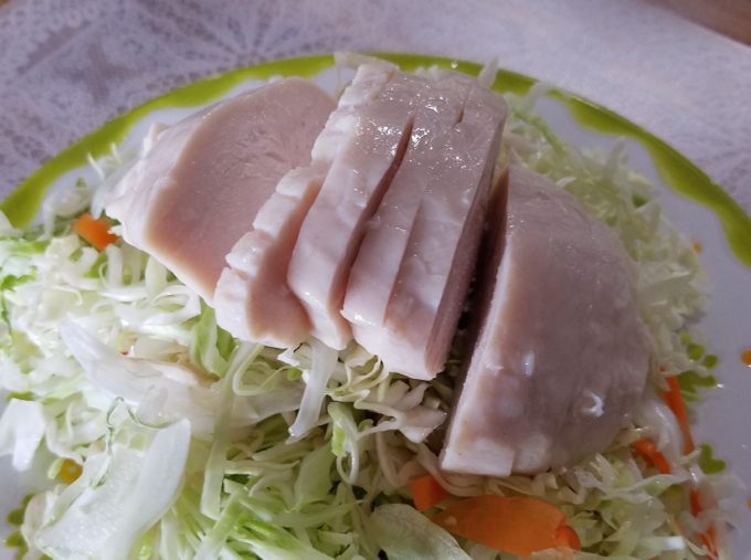 サラダチキン プレーン 味