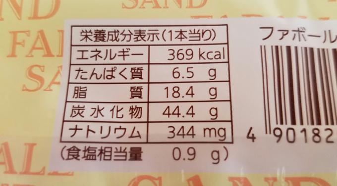 間食 カロリー