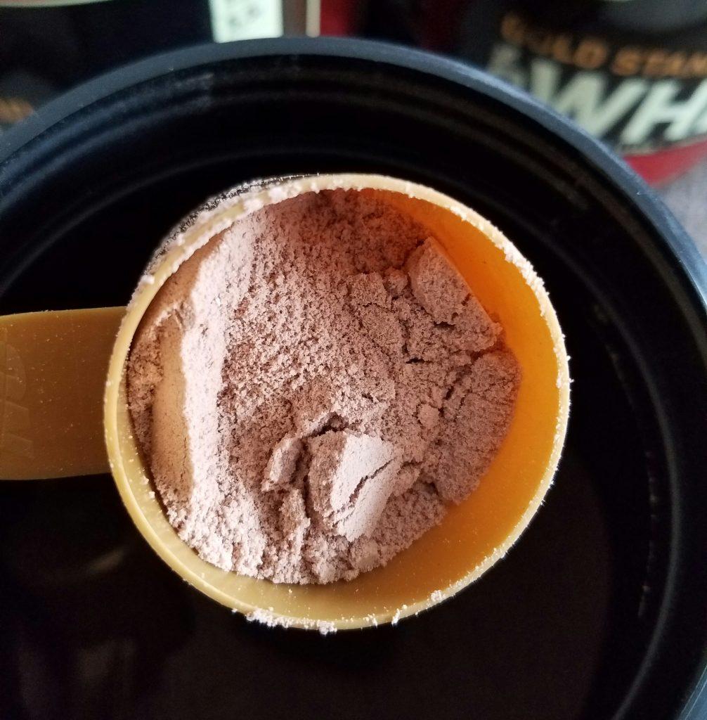 オプチマム チョコレートピーナッツバター