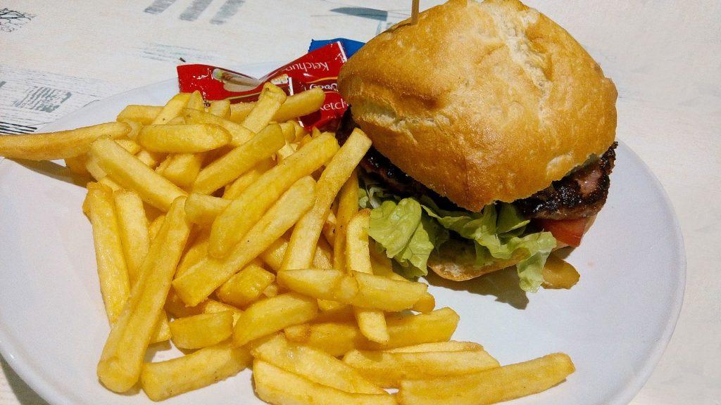 肉体改造 食事