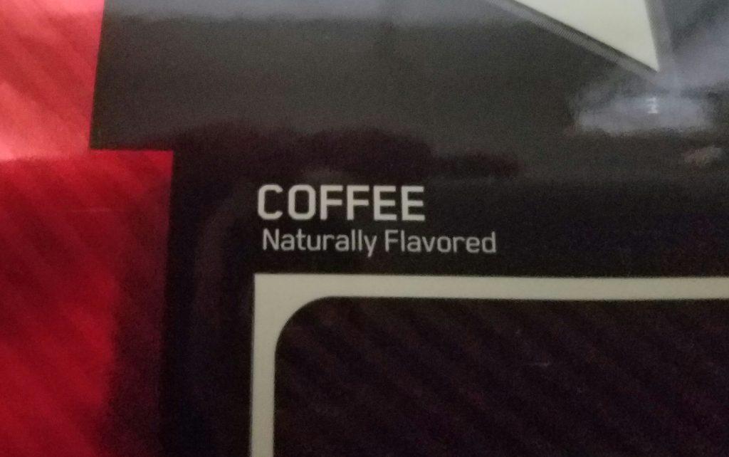 ゴールドスタンダード コーヒー味