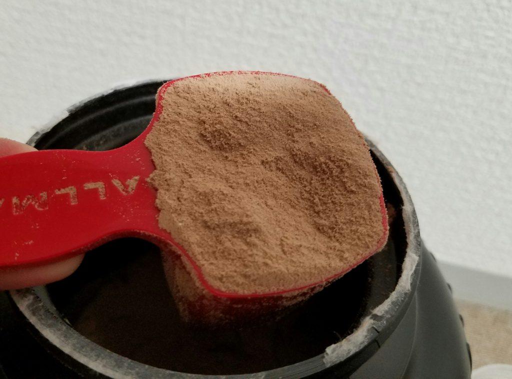 ALLMAX プロテイン 味