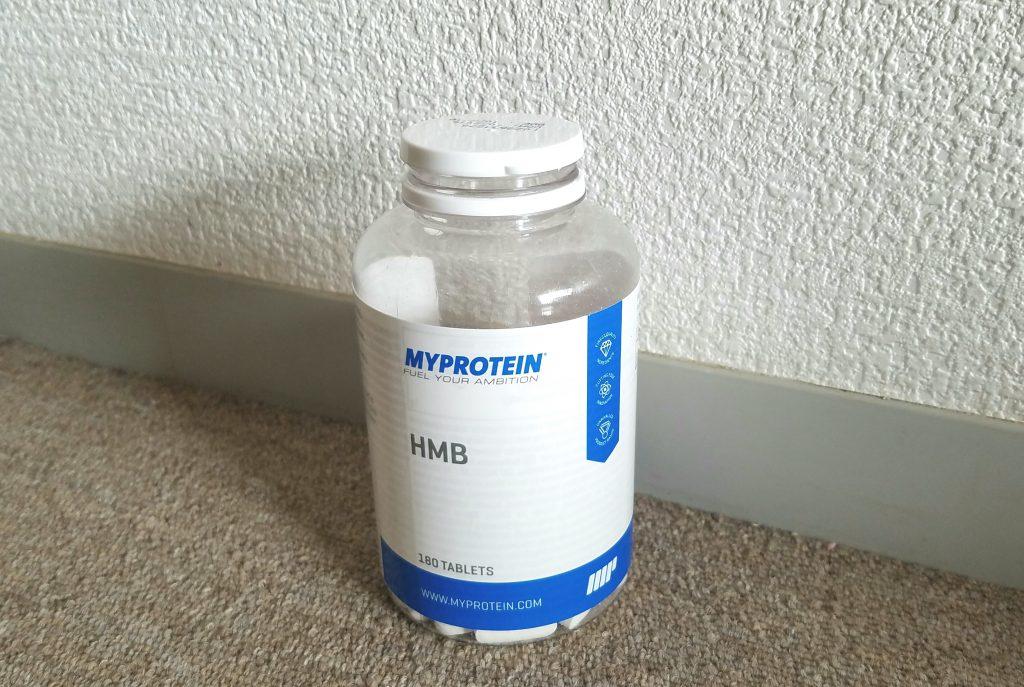 マイプロテイン HMB タブレット