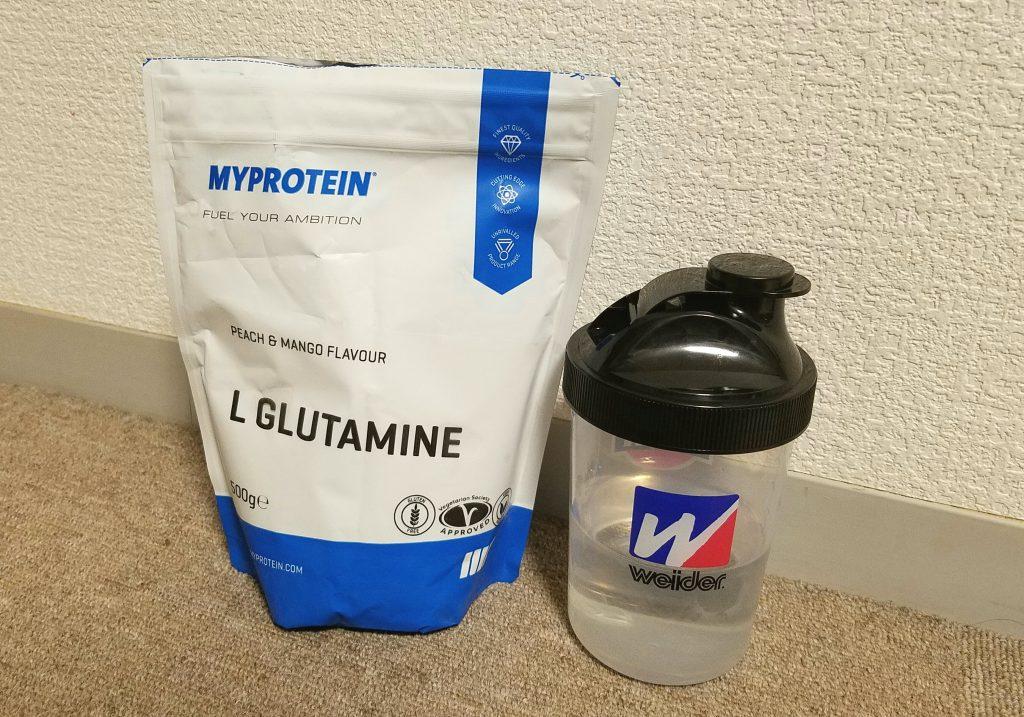 マイプロテイン Lグルタミン