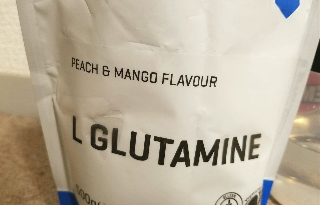 マイプロテイン グルタミン マンゴー