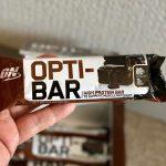 オプチマムのプロテインバー「OPTI-BAR」をレビュー!味や食べやすさは?
