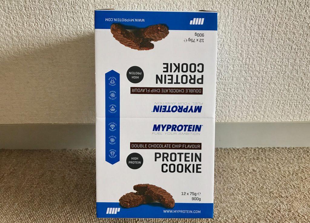 マイプロテイン プロテインクッキー