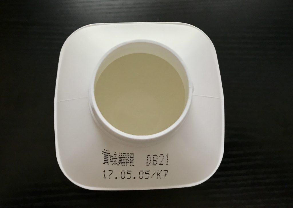 ミルクプロテイン 味 感想