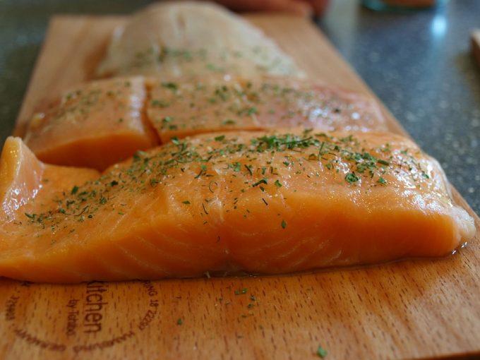 魚介類 タンパク質
