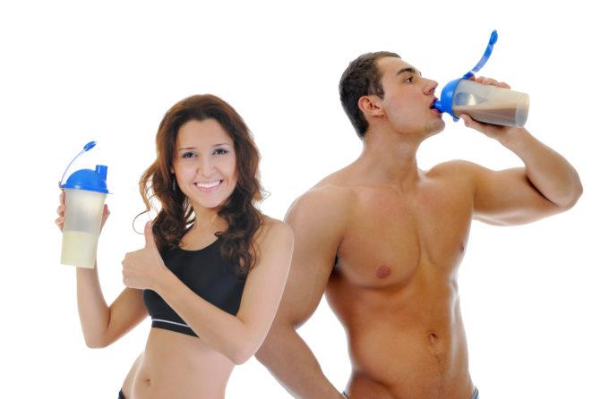 筋肉 タンパク質