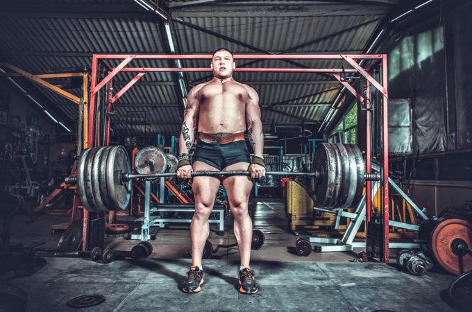 筋肉 強度