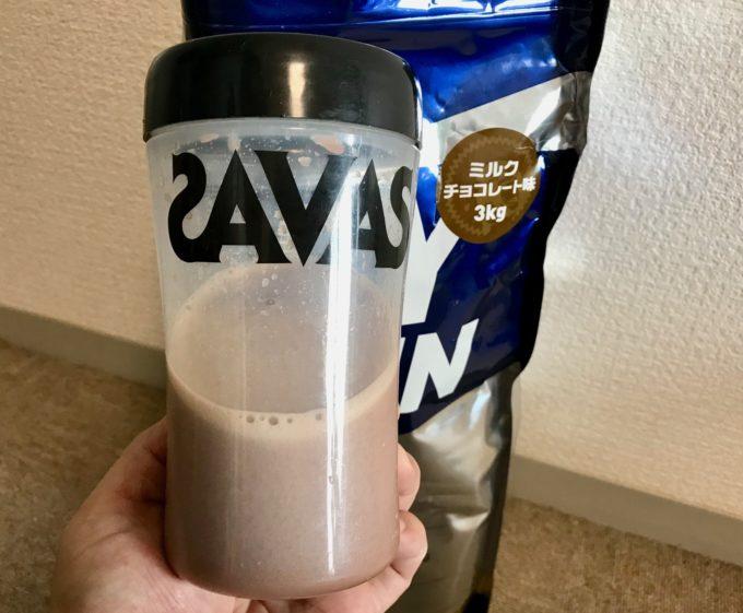エクスプロージョン ミルクチョコレート味