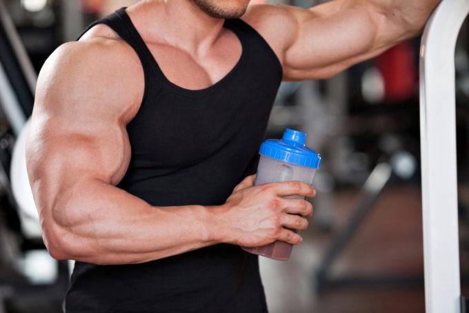 プロテイン 効果 筋肉